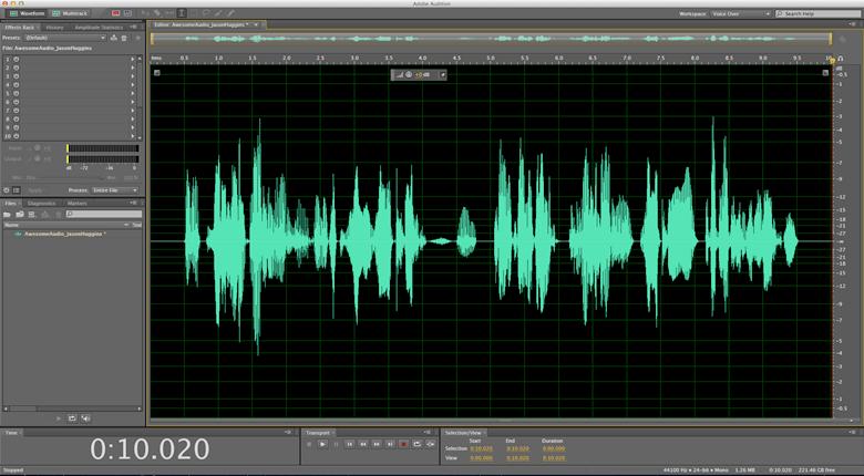 обработка звука в кино