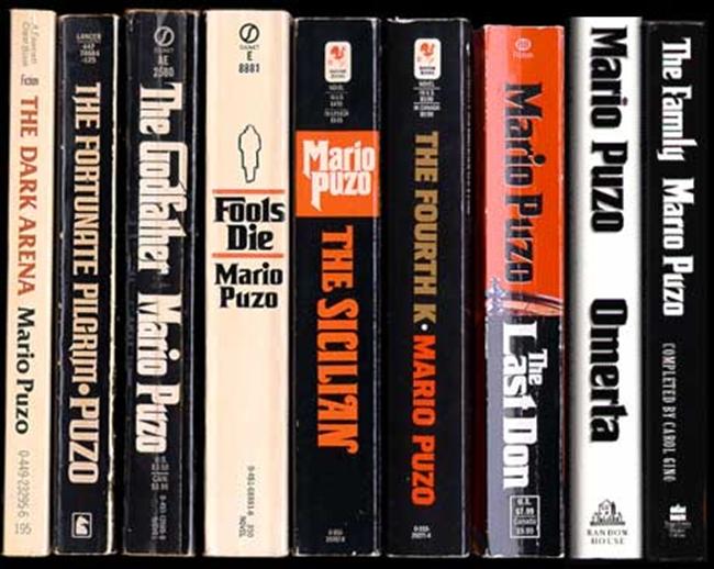 книга Марио Пьюзо Крестный отец